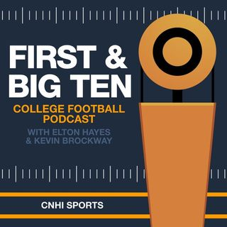 First & Big Ten Podcast, Ep. 15: It all comes down to this ... can Wisconsin beat Ohio State?