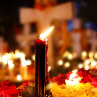 Reading the flame of hindu Intention based Candle - Candle Magic works!
