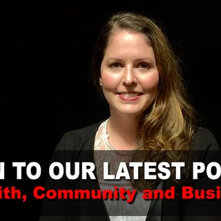 004 - Faith, Community and Business