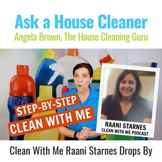 Step-by-Step Clean With Me - Raani Starnes Homeschooling Mom