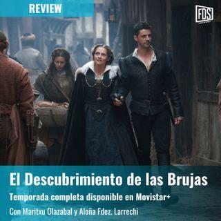 Review | 'El descubrimiento de las brujas'