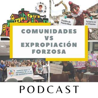 Comunidades vs ley de expropiación forzosa