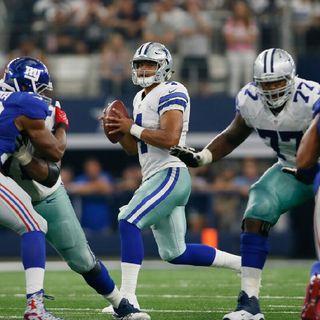 Cowboys Vs Giants 12/11/16