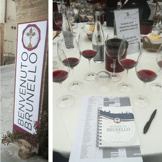 Benvenuto, Brunello 2013. Ma anche Riserva 2012 e Rosso di Montalcino 2016!