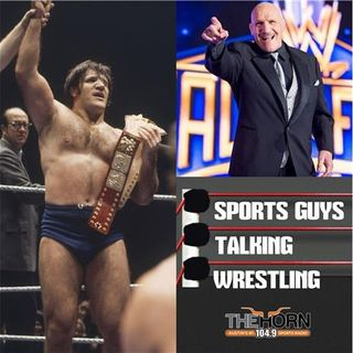 SGTW Special Tribute to Bruno Sammartino 4-19-2018