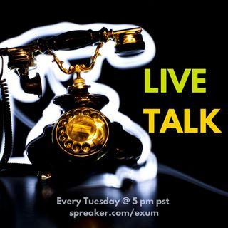 Alex Exum's LIVE Talk - Trailer
