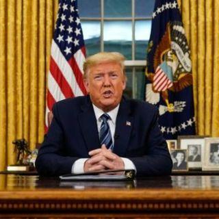 Covid-19: Donald Trump sospende i finanziamenti all'Oms