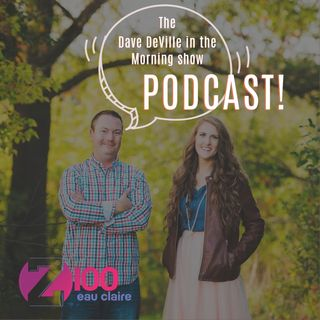 "5/15/2018 | Z100's ""Dave DeVille In The Morning"" with guest Visionary Lisa Thelen"