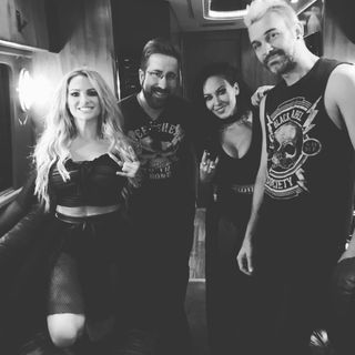 Rockcast at Aftershock - Butcher Babies