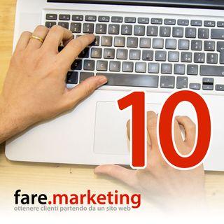 SEO per Piccole Imprese: Il Content - Fare Marketing podcast#10