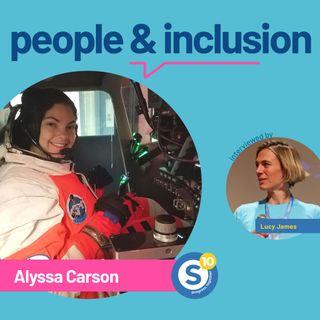 """10 anni di Synesthesia con Alyssa Carson. Parliamo di """"people & inclusion"""" [giugno 2021] - ENGLISH"""