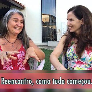 Podcast A semente do Florescimento. Claudina Ramirez e Ingra Lyberato