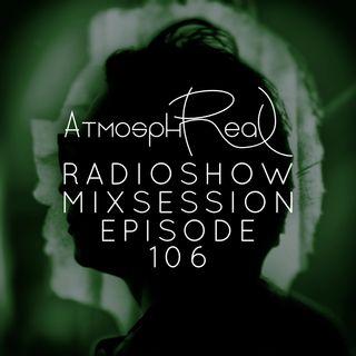 Atmosphreal Radio Show Episode 106