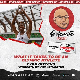 What It Takes To Be An Olympian with Tyra Gittens