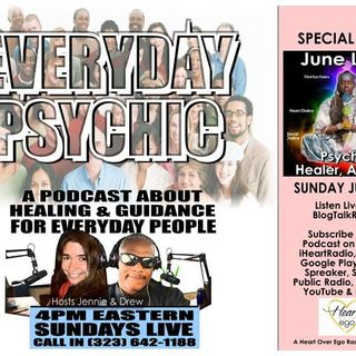 The Everyday Psychic Guest June Love