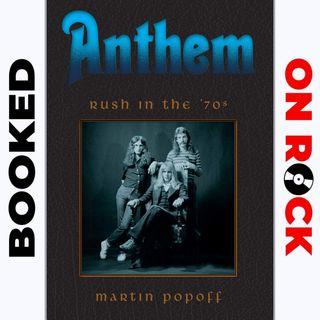 "Episode 25 | Martin Popoff [""Anthem: Rush in the 70s""]"