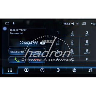 stacja multimedialna GMS AN6CV8 dedykowana do samochodów grupy Volkswagena