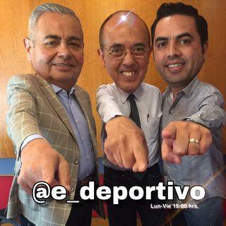 El Rudo, Pepe y Alex en Espacio Deportivo de la Tarde 06 de Mayo 2019