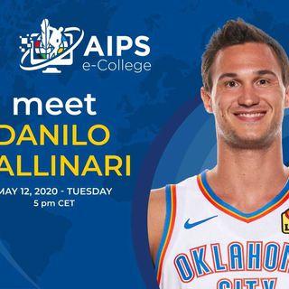 AIPS e-College: Danilo Gallinari ep.10