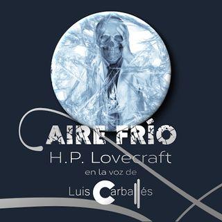 Aire frío - H.P.Lovecraft