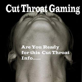 Cut Throat Rants EP 2