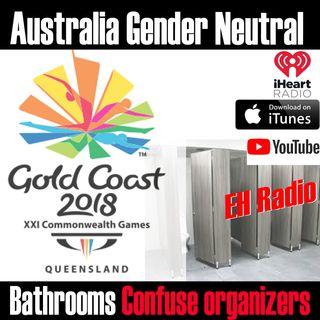 Morning moment 2018 Gender bender Commonwealth Games Mar 15 2018