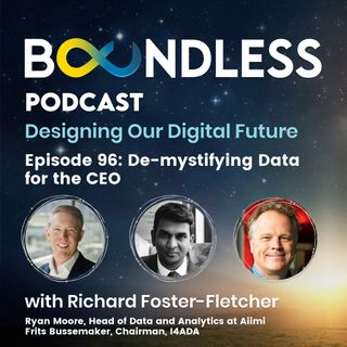 EP96: Frits Bussemaker, I4ADA and Ryan Moore, Aiimi: De-mystifying Data for the CEO