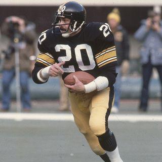 NFL Legends Show:Former Pittsburgh Steelers Legend Rocky Bleier