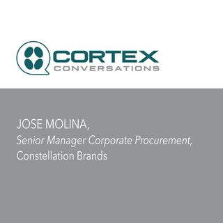 JOSE MOLINA, Senior Manager Corporate Procurement at Constellation Brands