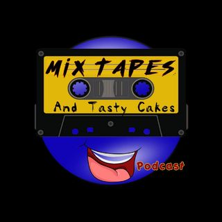 Mix Tapes and Tasty Cakes Ep 11 Christmas Songs & Movie Picks