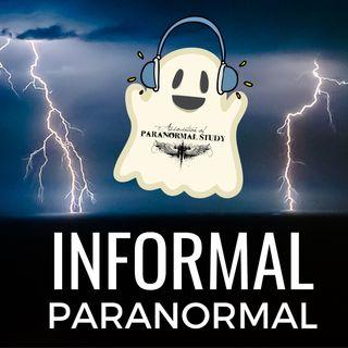 Episode 6 - The Ghost Studies with Brandon Massullo