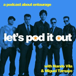 "Let's Pod it Out Episode 6 - ""Busey and the Beach"" feat. Michael Brooks"