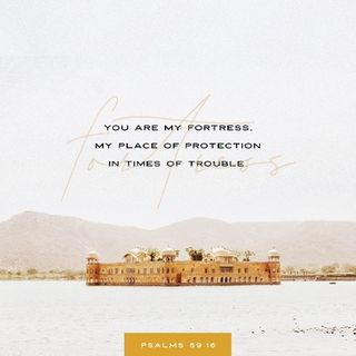Episode 2 - Psalm 59:16 The Lord Is Your Fortress
