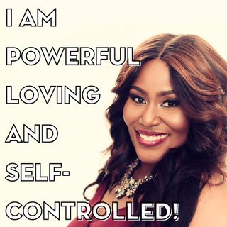 Mandisa: I Am Powerful, Loving, and Self-Controlled!