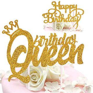 Birthday queen Lauren