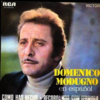 Domenico Modugno - Cómo Haz Hecho