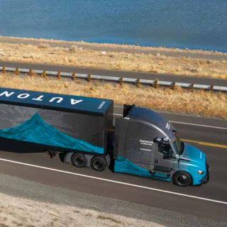 Daimler Truck privilégie AWS pour ses camions autonomes
