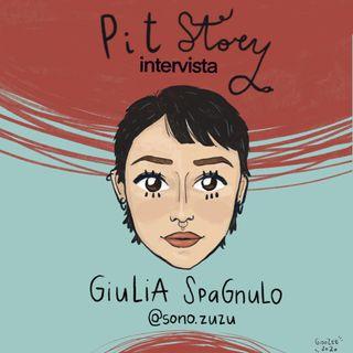 Intervista con Zuzu (Giulia Spagnulo) - PitStory Extra Pt. 44