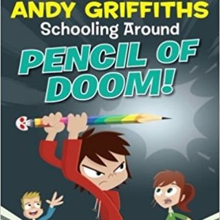 Langston's Library: 05 Book Review about Schooling Around: The Pencil of Doom