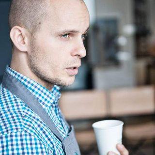 Błażej Walczykiewicz – o pracy w branży kawowej. Jakie możliwości daje rynek? (#4)
