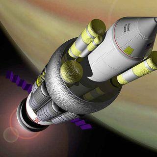 413-Fission Rocket