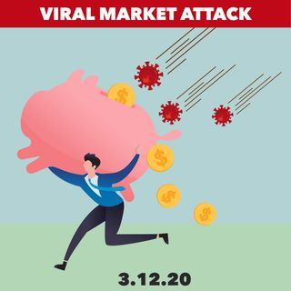Stocks Succumb to Virus Scare