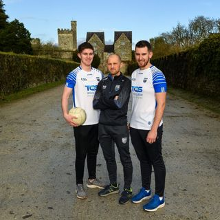 Benji Whelan, Waterford football manager; Wicklow post-match
