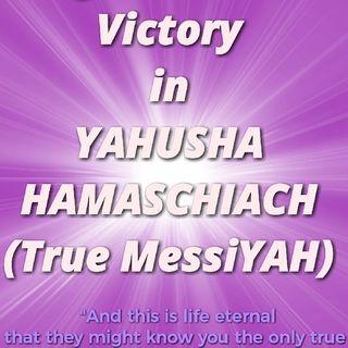 Hope In YAHUSHA HA'MASCHIACH | HE is COMING AGAIN SOON!