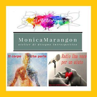 """Punt. straordinaria: """"IL CORPO CHE PARLA """" con Monica Marangon"""