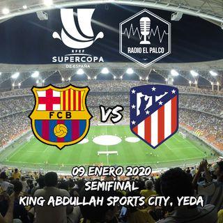 Barcelona vs Atlético de Madrid en VIVO