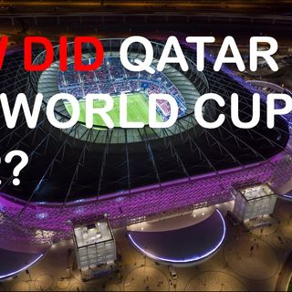 How did Qatar get the world cup bid?