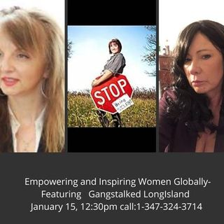 Empowering and Inspiring Women Globally-   Targeted and Trafficked