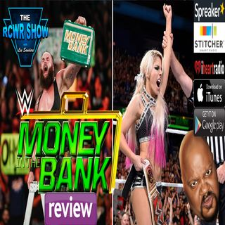 WWE Money in the Bank 2018 Reactions Aftershow 6-17-2018