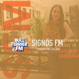 SignosFM #582 con Ceci Juno
